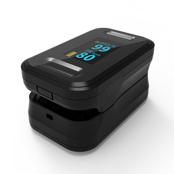 B-81: Fingertip Pulse Oximeter 06