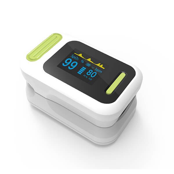 83 OLED: Fingertip Pulse Oximeter 02