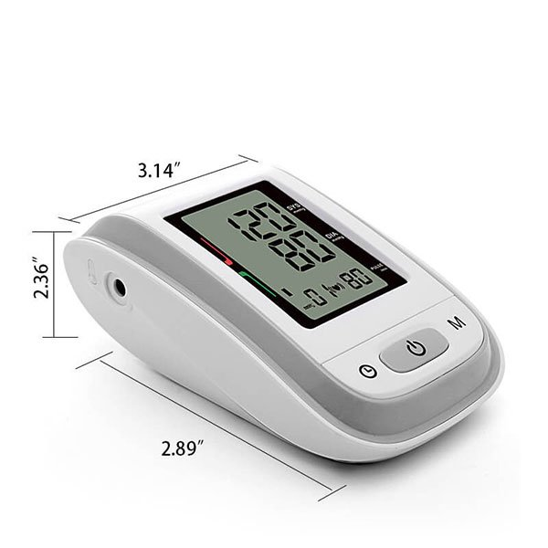 BPW1: Wrist Blood Pressure Monitor size