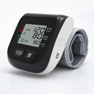BPW2: Wrist Blood Pressure Monitor 001