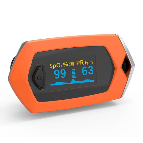 oSport: Fingertip Pulse Oximeter 01