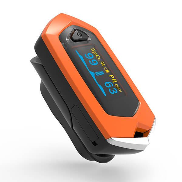 oSport: Fingertip Pulse Oximeter 03