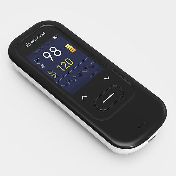 oPro: Handheld Pulse Oximeter 03