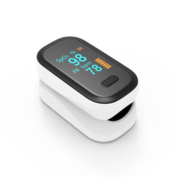 oFit2: Fingertip Pulse Oximeter