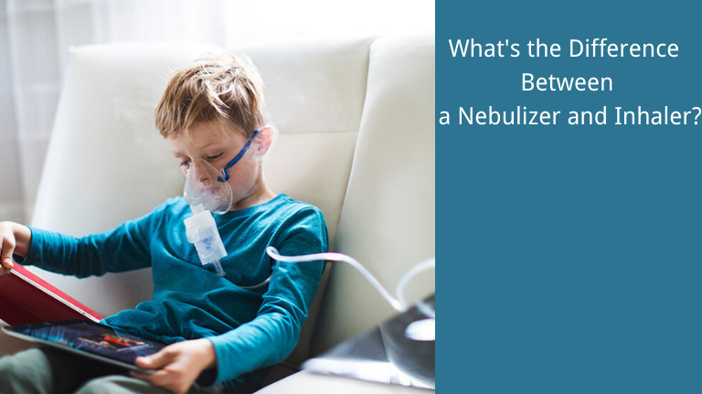 What's the Difference Between a Nebulizer and Inhaler?